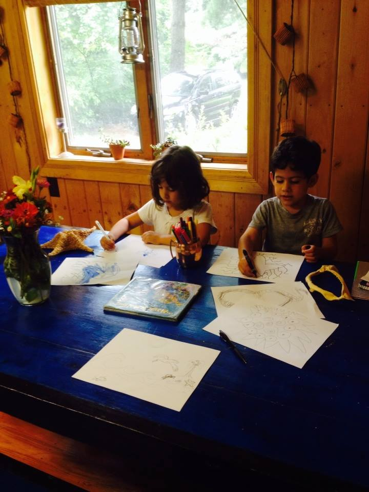 The First Years of Homeschooling