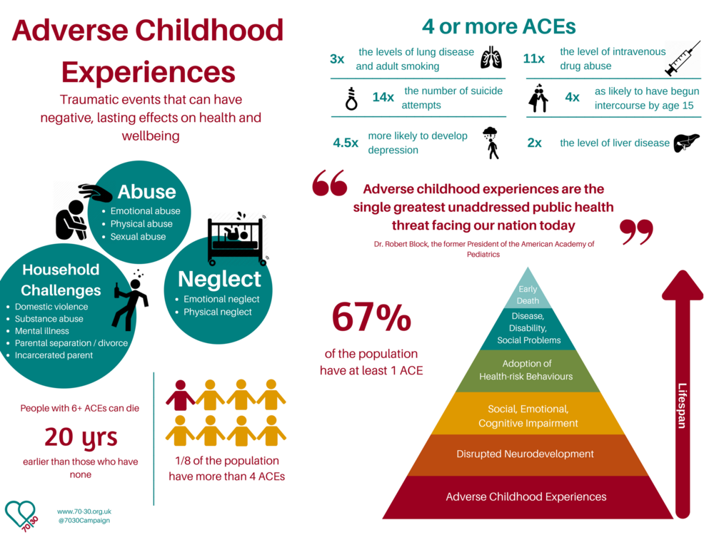 Association of Adverse Childhood Experiences (ACEs) and Epigenetic Gene Expression in Motivation, Emotion and Personality.